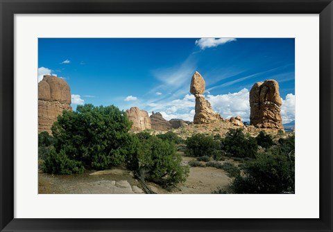 Framed Arches D Print