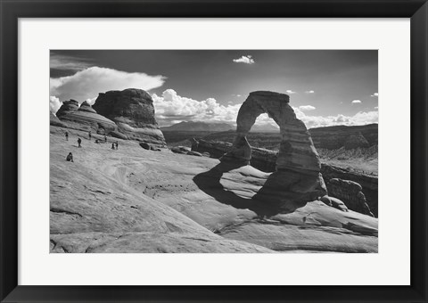 Framed Arches 26 Print