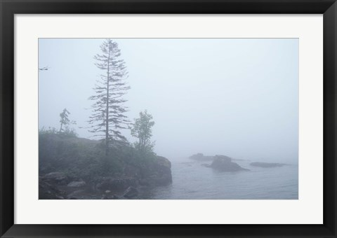 Framed Lake Superior 14 Print