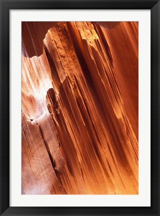 Framed Lower Antelope Canyon 4 Print