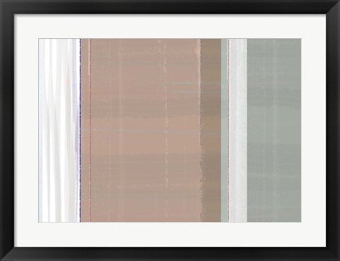 Framed Abstract Light 1 Print