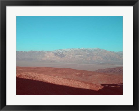 Framed Death Valley View 2 Print