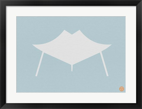 Framed Classic Chair Print