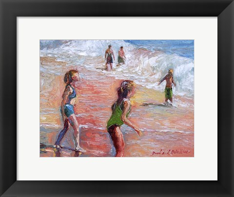 Framed Kids 1 Print