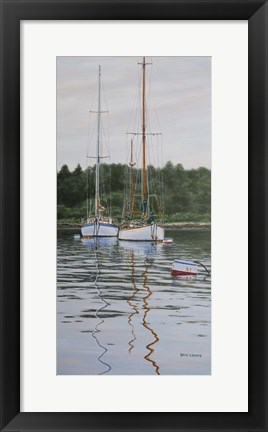Framed Stonington Beauties Print