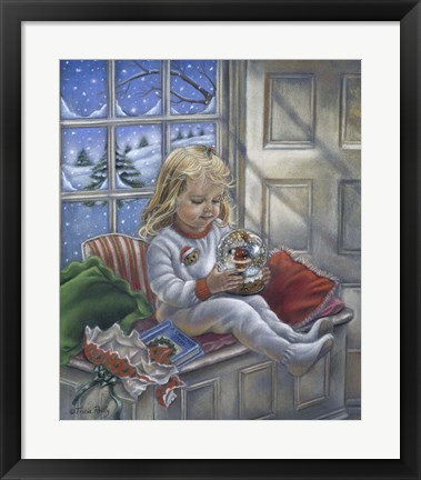 Framed Christmas Wonder Print