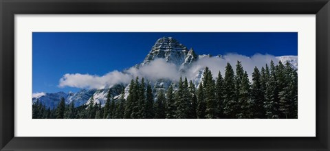 Framed Jasper National Park, Canadian Rockies Print