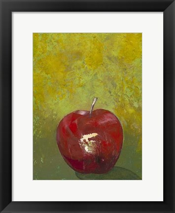 Framed Bold Fruit I Print