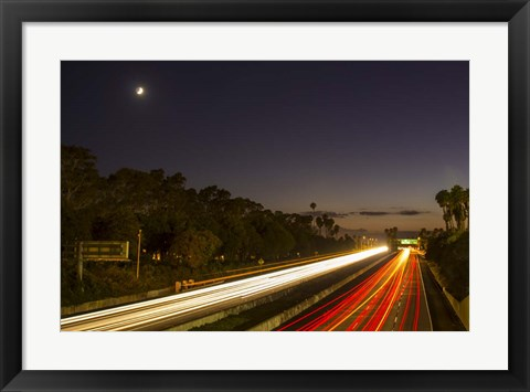 Framed Passing By Print