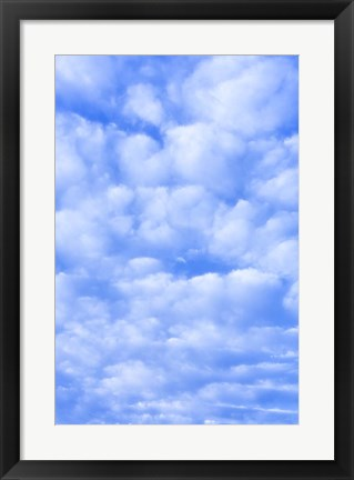 Framed Clouds I Print