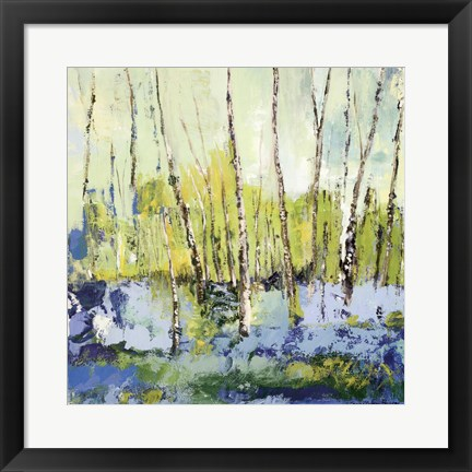 Framed Summer Series II Print