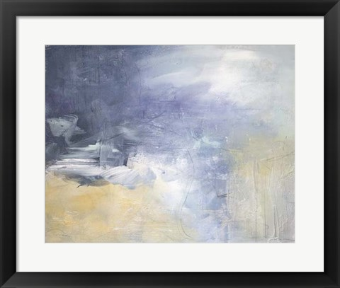 Framed Windswept I Print