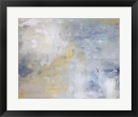Framed Windswept II Print