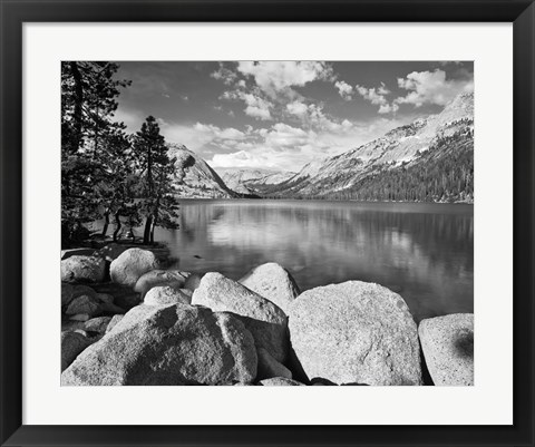 Framed Lake Tenaya #2 Print