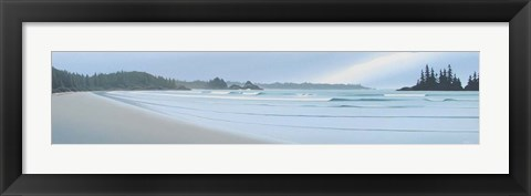 Framed Cox Bay Print