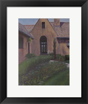 Framed Spicer House Print