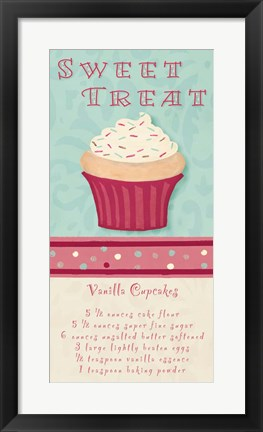 Framed Sweet Treat Print