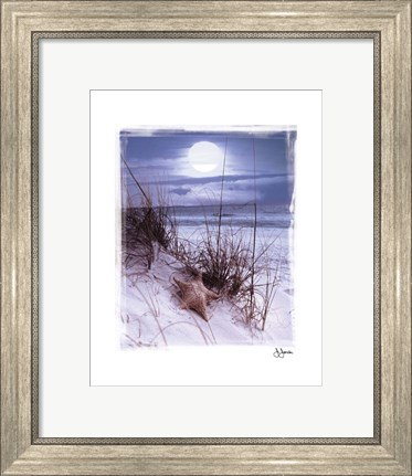 Framed Moonlight Print