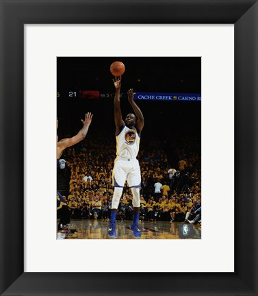 Framed Draymond Green Game 2 of the 2016 NBA Finals Print