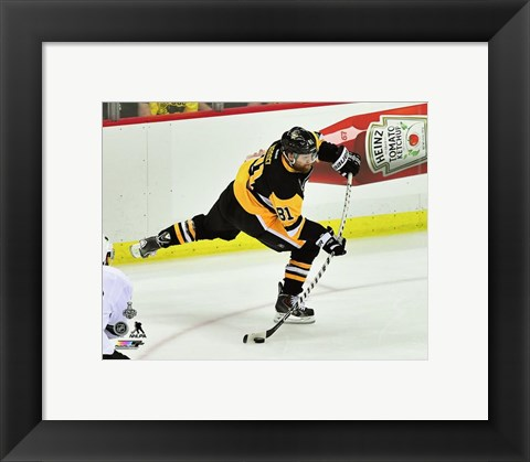 Framed Phil Kessel Game 2 of the 2016 Stanley Cup Finals Print