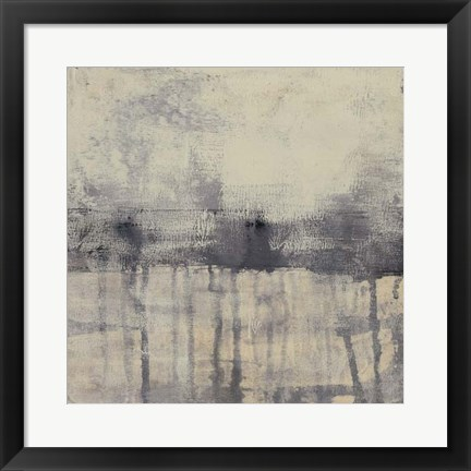 Framed Neutral Dream II Print