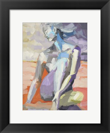 Framed Figure IX Print