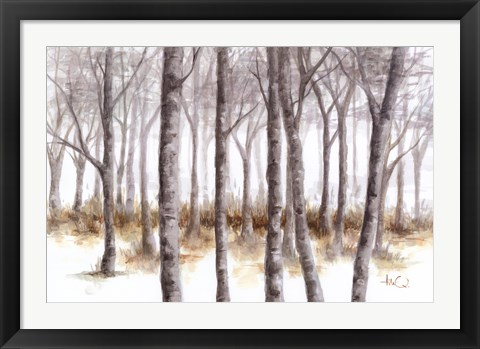 Framed At Peace Print