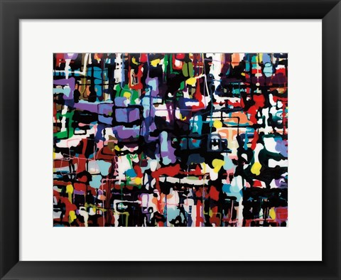 Framed Unconditionally Print