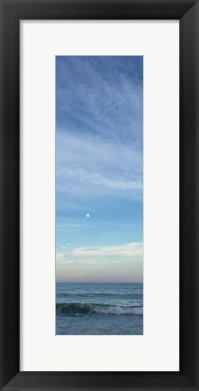Framed Ocean Breeze 4 Print