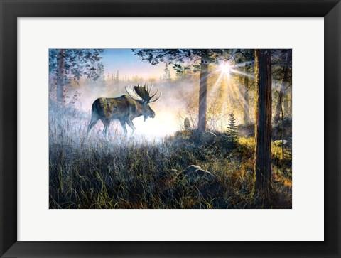 Walk In The Mist Art By Jim Hansel At Framedart Com