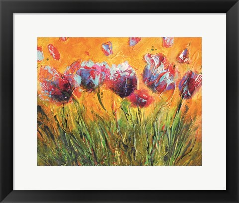 Framed Spring Dance Print