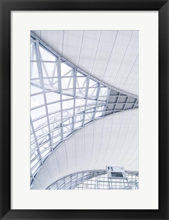 Framed Airport Print
