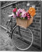 Basket of Flowers II