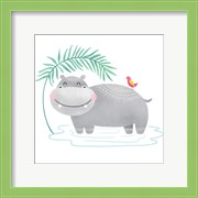 Playful Pals- Hippo