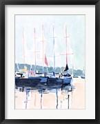 Watercolor Boat Club I