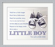 Little Boy Poem