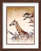 Safari Giraffe I