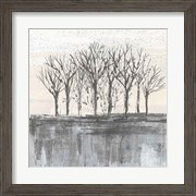 Trees at Dawn II Neutral