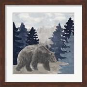 Blue Cliff Mountains scene I-Bear