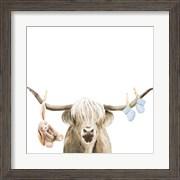 Highland Cow Baby Boy