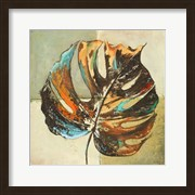 Contemporary Leaves I