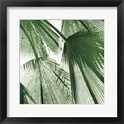 Leaf Abstract III Green