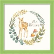 Be Brave Deer
