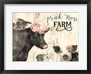 Pink Nose Farm I