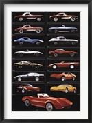 Corvette 15 Models