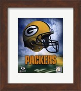 Green Bay Packers Helmet Logo