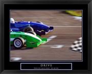 Drive-Race Car