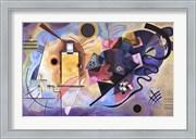 Gelb, Rot, Blau, c.1925