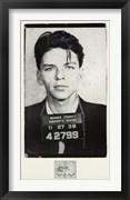 Frank Sinatra [Mugshot]