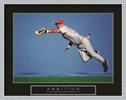 Ambition - Baseball Player